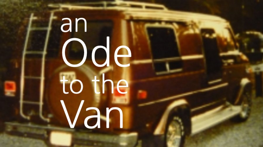 An Ode To The Van