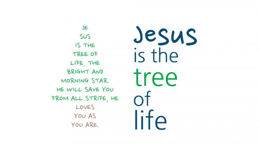Jesus Is The Tree Of Life