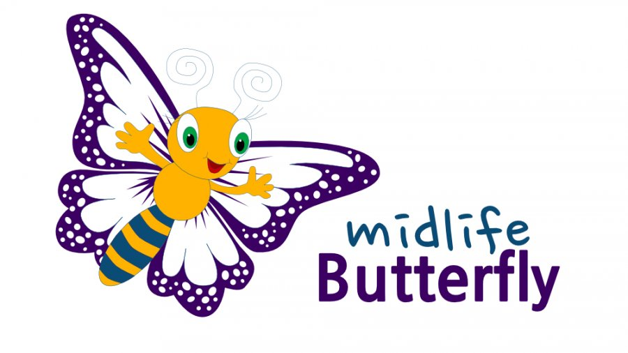 Midlife Butterfly Poem