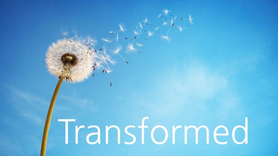 Transformed by Pastor Z