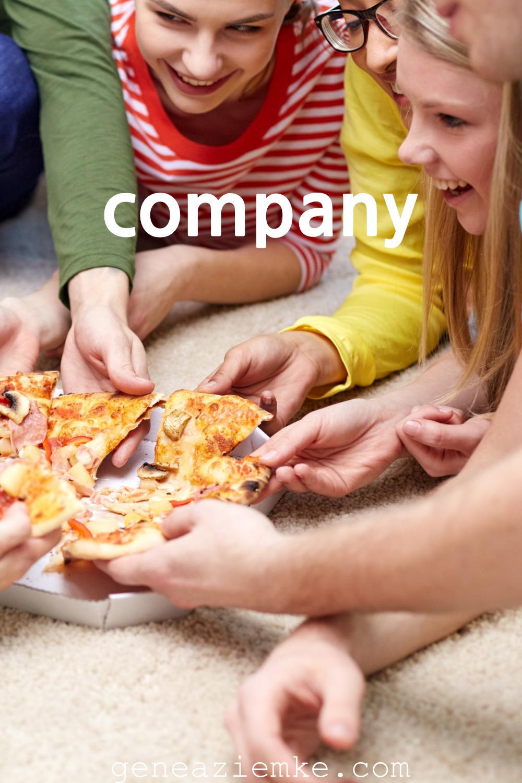 Company - by Rainie - 1985