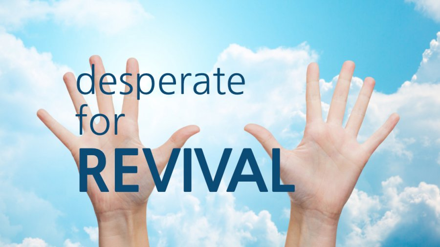Desperate For Revival