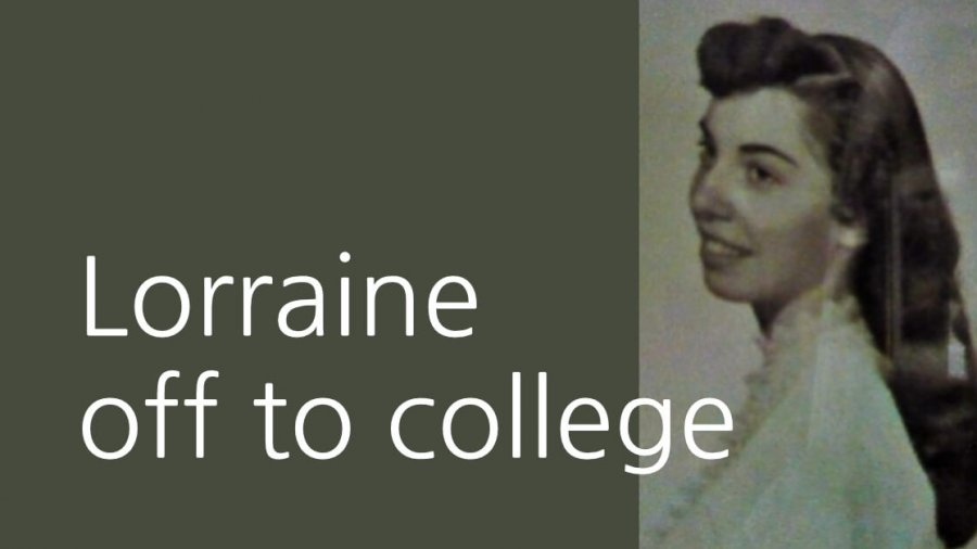 Lorraine - Off To College