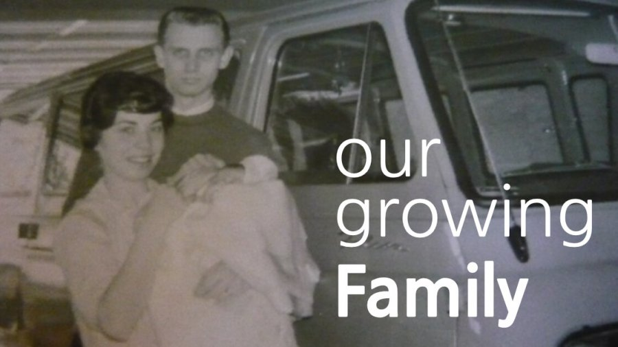 Our Growing Family – 1965