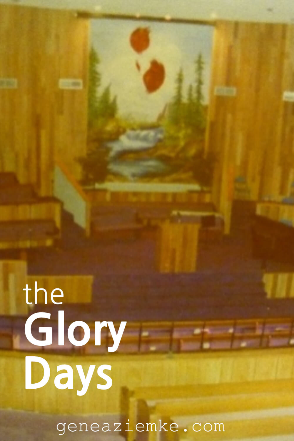 The Glory Days - World Of Pentecost - Puyallup