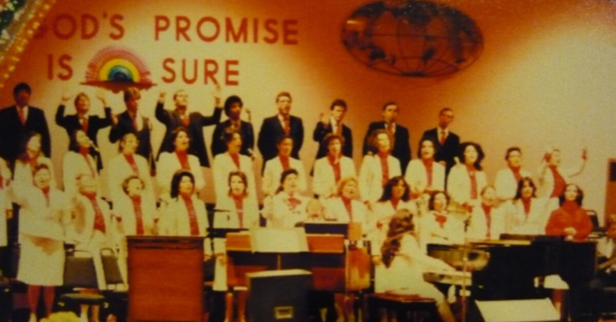 World Of Pentecost Choir
