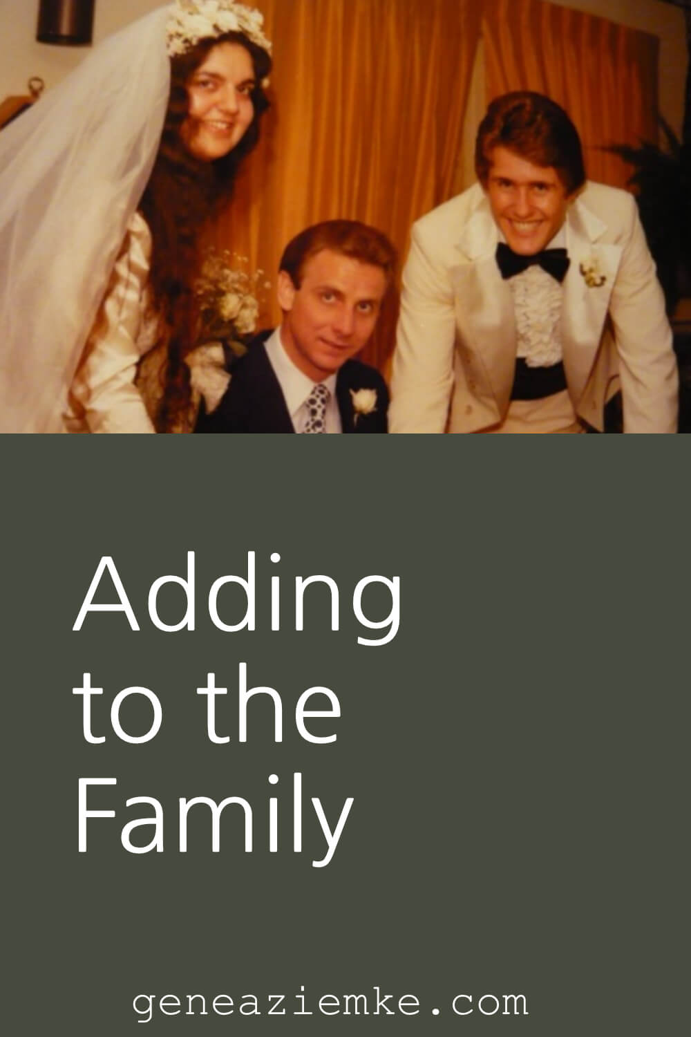 Adding To The Family - The Ziemke Story