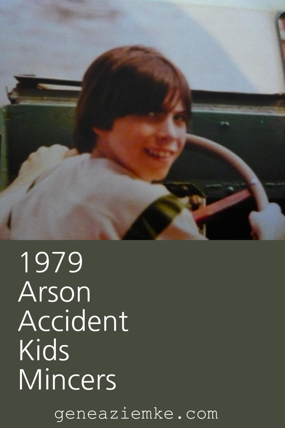 The Ziemke Story - 1979 Arson, Accident, Kids, and the Mincers