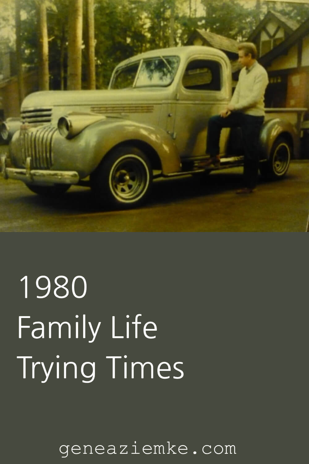The Ziemke Story - 1980 - Family Life and Trying Times