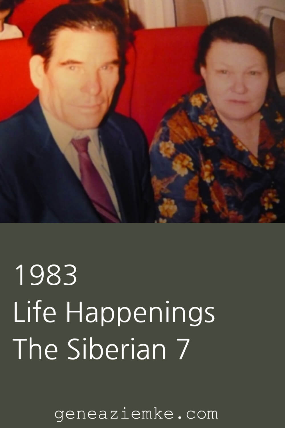 The Ziemke Story - 1983 - Life, Church, and The Siberian Seven